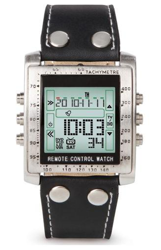 TV Remote Control Wristwatch